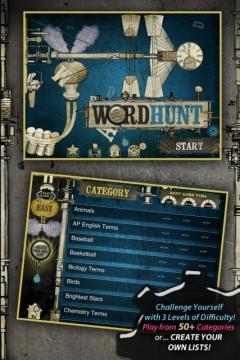 Word Hunt screenshot