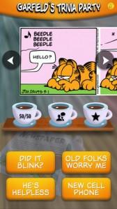 Garfield's screenshot