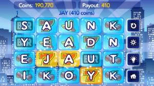 Jackpot Words screenshot