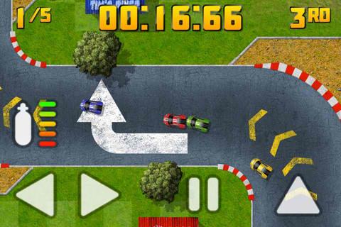 Turbo Sprint screenshot