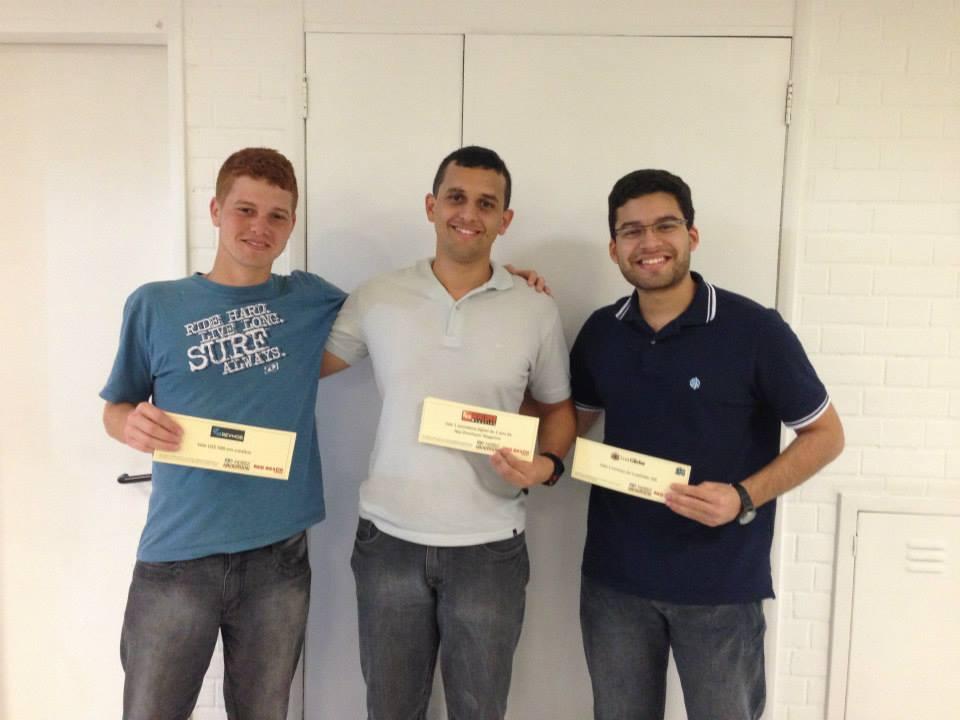 Rio Hackathon Winners