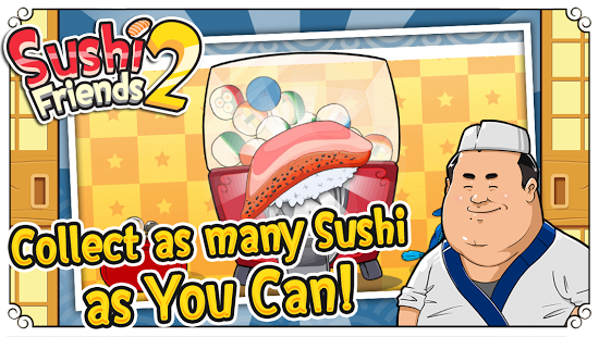 Sushi Friends 2 screenshot