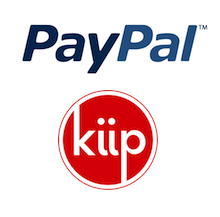 PayPal and Kiip