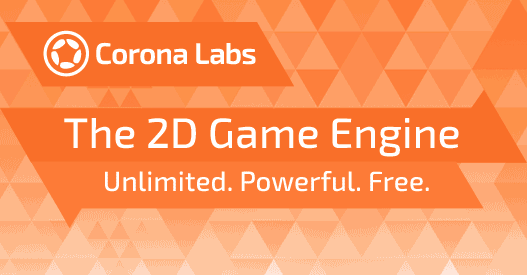 Corona: Free Cross-Platform 2D Game Engine