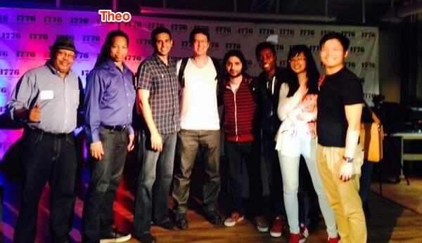 Corona SDK ATT Hackathon Winner, Washington D.C.