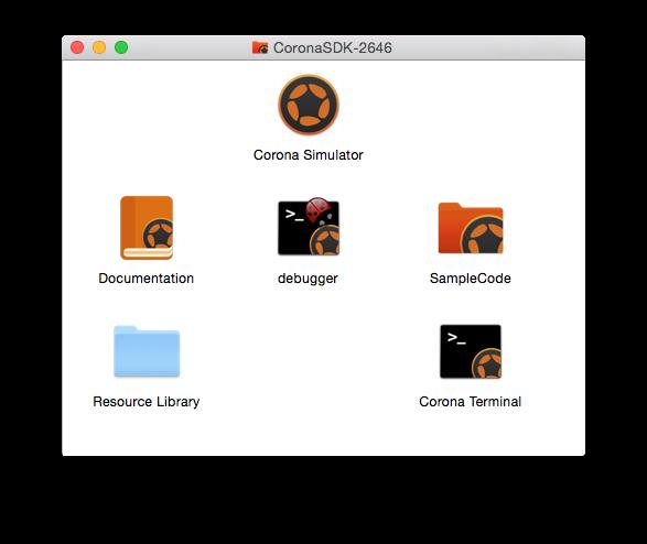 Corona-folder-icons